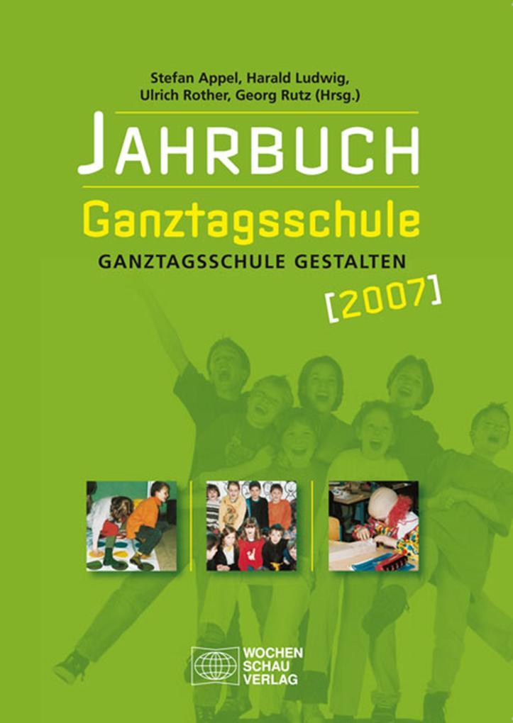 Jahrbuch Ganztagsschule 2007 als eBook Download...