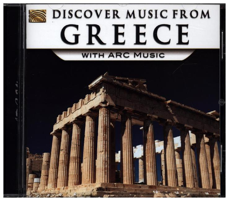 Discover Music From Greece-With Arc Music