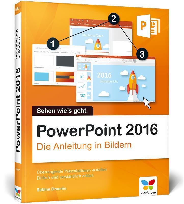PowerPoint 2016 als Buch von Sabine Drasnin