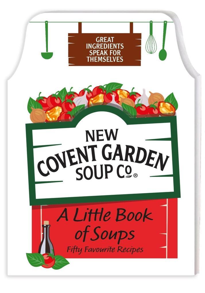 A Little Book of Soups als eBook Download von