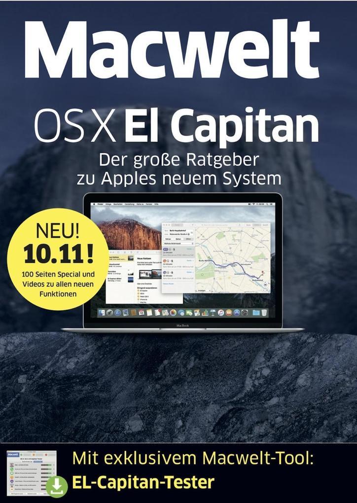 OS X El Capitan - Das Handbuch als eBook Downlo...