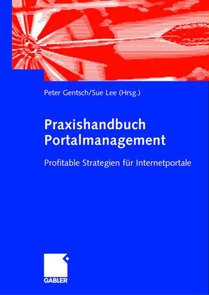 Praxishandbuch Portalmanagement als Buch