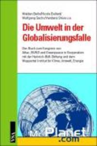Die Umwelt in der Globalisierungsfalle als Buch