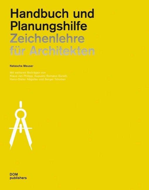 Zeichenlehre für Architekten als Buch von Natas...
