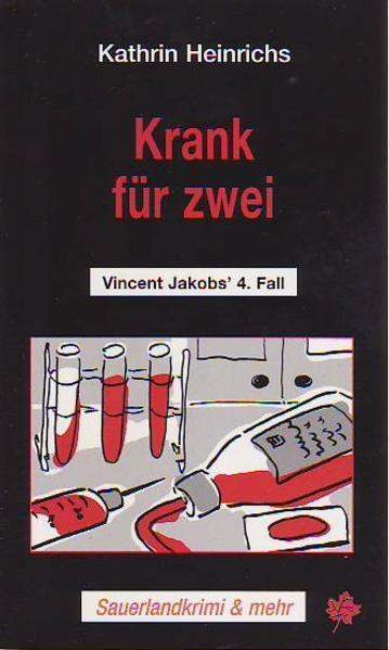 Krank für zwei als Buch
