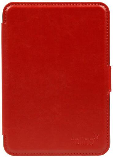 tolino vision Slimfit Tasche - Rot als Hardware