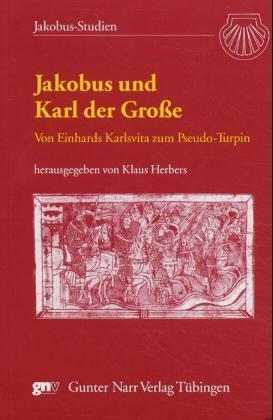 Jakobus und Karl der Große als Buch