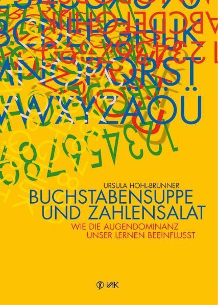 Buchstabensuppe und Zahlensalat als Buch