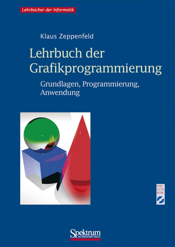 Lehrbuch der Grafikprogrammierung als Buch