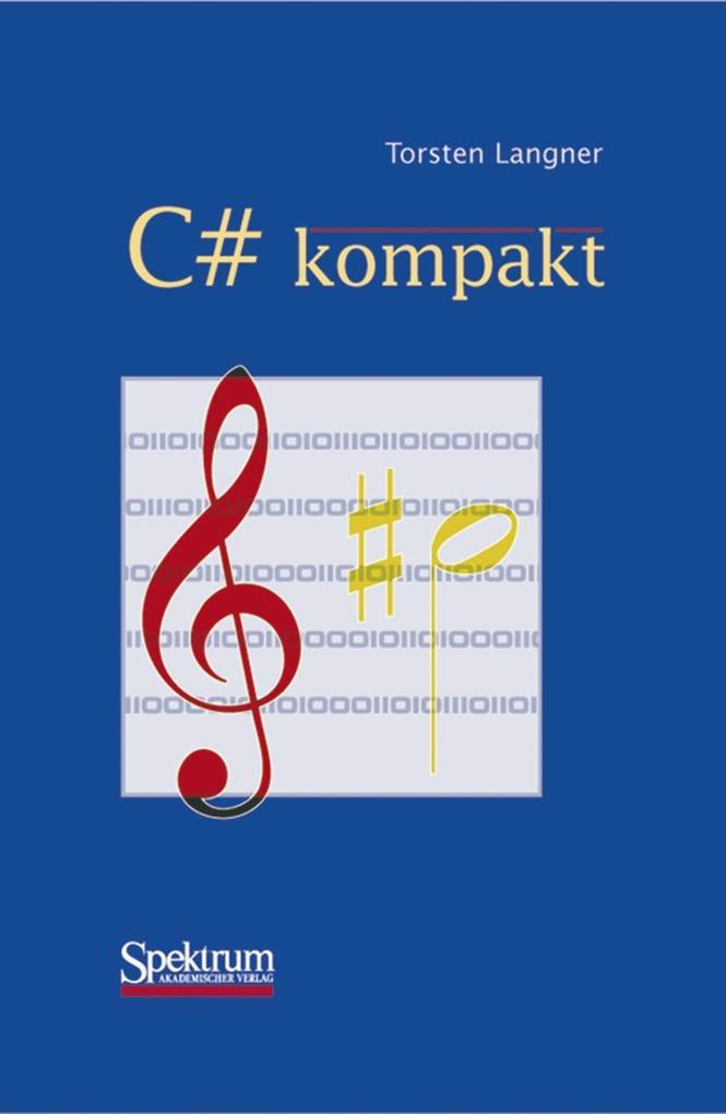 C# kompakt als Buch