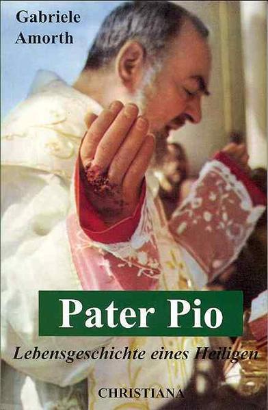 Pater Pio als Buch