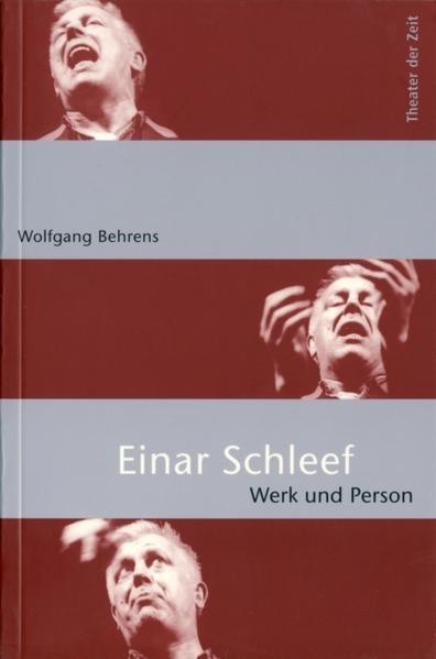 Einar Schleef als Buch