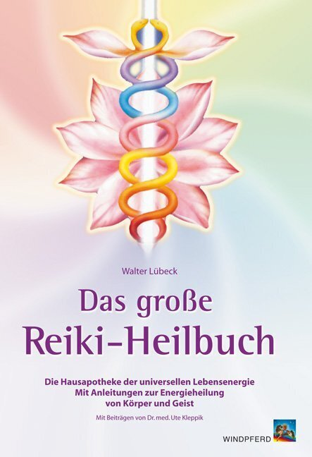 Das große Reiki-Heilbuch als Buch