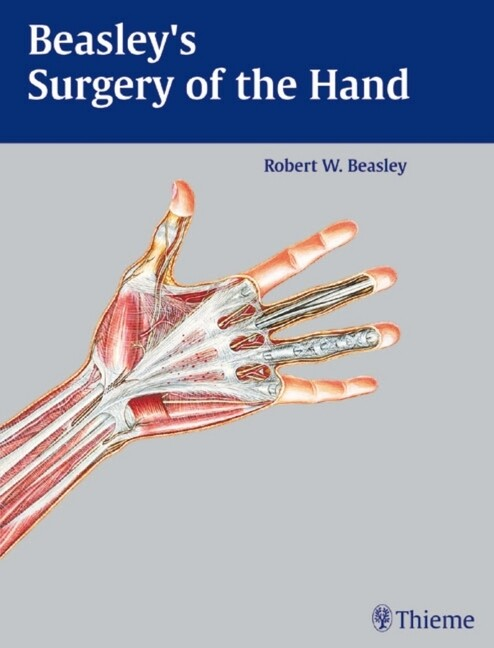 Beasley's Surgery of the Hand als Buch