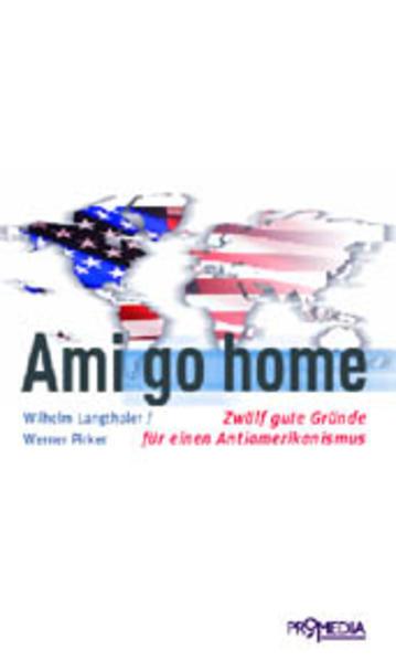 Ami go home als Buch