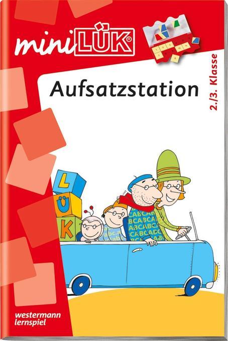 miniLÜK. Aufsatzstation 2./3. Klasse als Buch