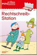 miniLÜK - Rechtschreibstation 4. Klasse
