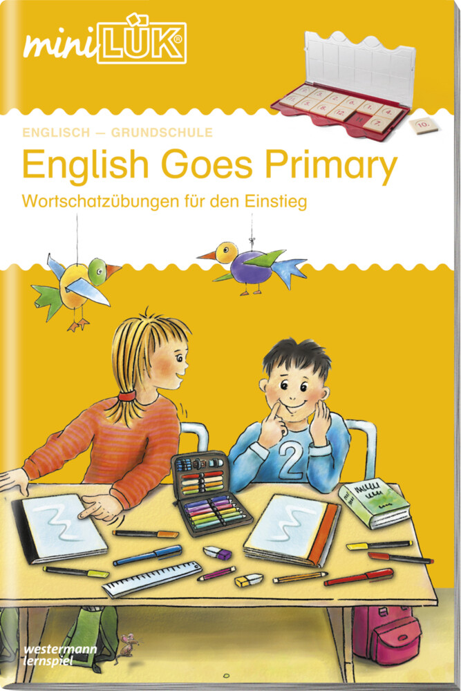 miniLÜK. English Goes Primary 1 als Buch