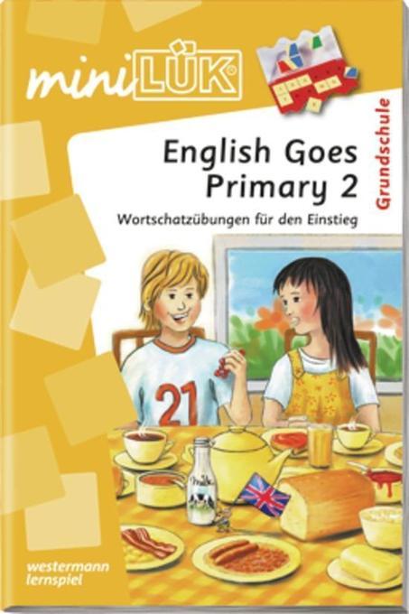 miniLÜK - English Primary 2 als Buch