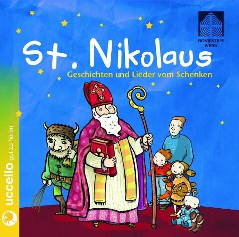 St. Nikolaus als Hörbuch