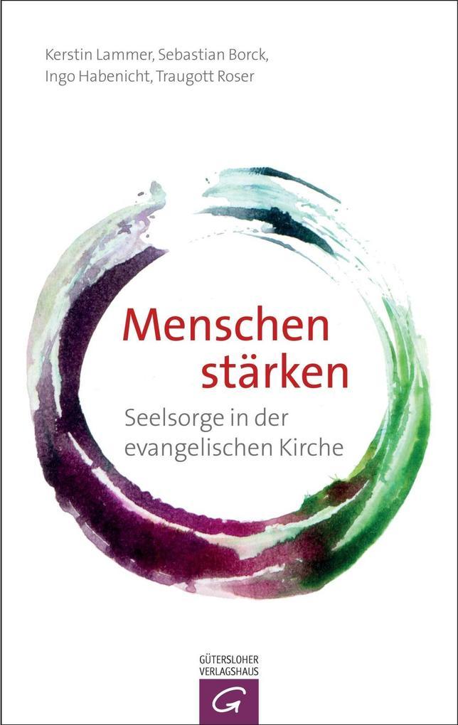 Menschen stärken als Buch von Kerstin Lammer, S...