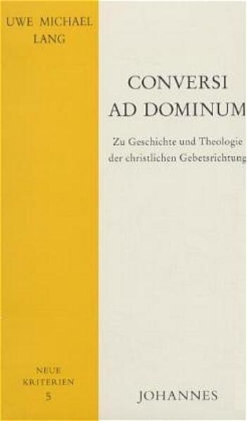 Conversi ad dominum als Buch
