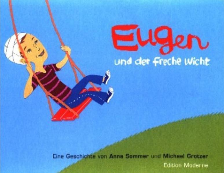 Eugen und der freche Wicht als Buch