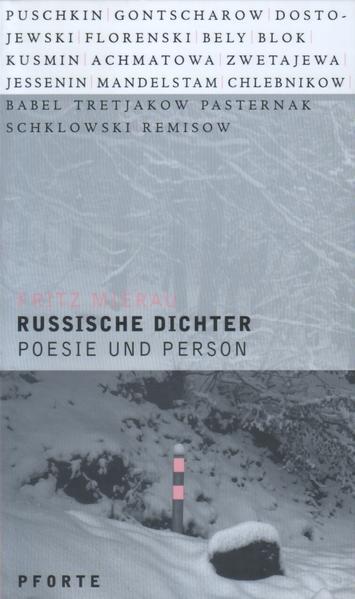 Russische Dichter als Buch