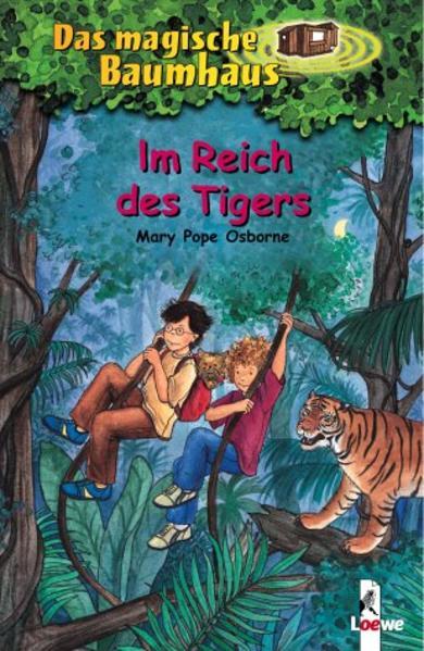 Das magische Baumhaus 17. Im Reich des Tigers als Buch