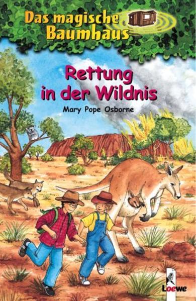 Das magische Baumhaus 18. Rettung in der Wildnis als Buch