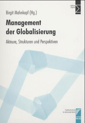 Management der Globalisierung als Buch (kartoniert)