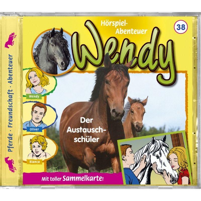 Wendy: Folge 38: Der Austauschschüler als CD
