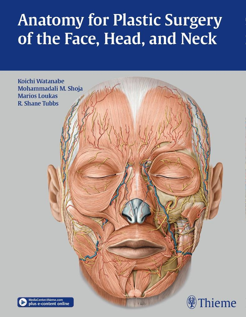 Anatomy for Plastic Surgery of the Face, Head, ...