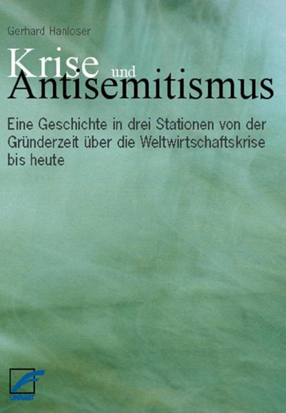 Krise und Antisemitismus als Buch
