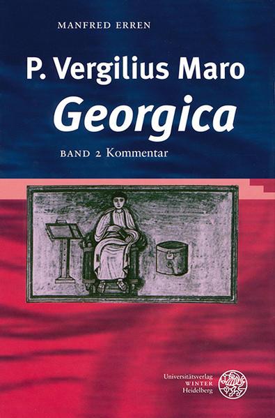 Georgica 2. Kommentar als Buch