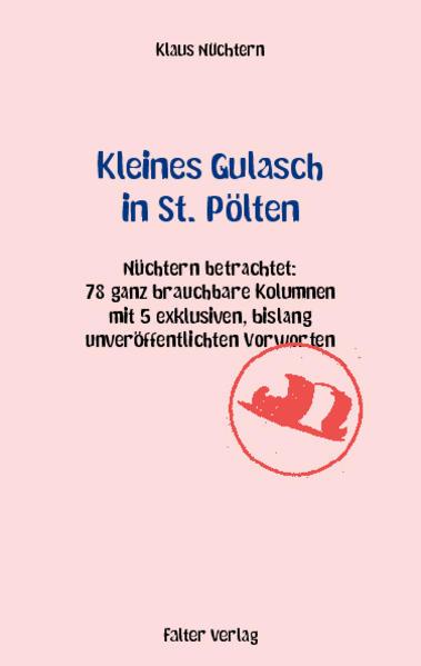 Kleines Gulasch in St. Pölten als Buch