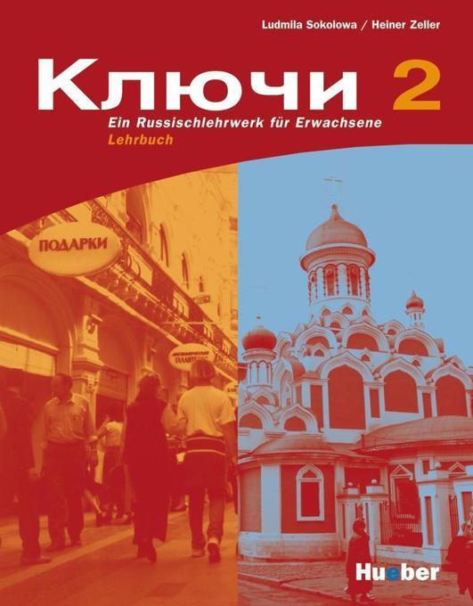 Kljutschi 2. Lehrbuch als Buch