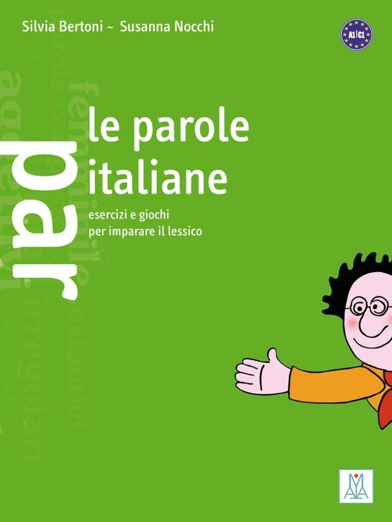 Le parole italiane als Buch
