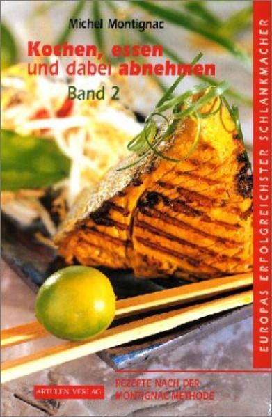 Kochen, Essen und dabei abnehmen 2 als Buch