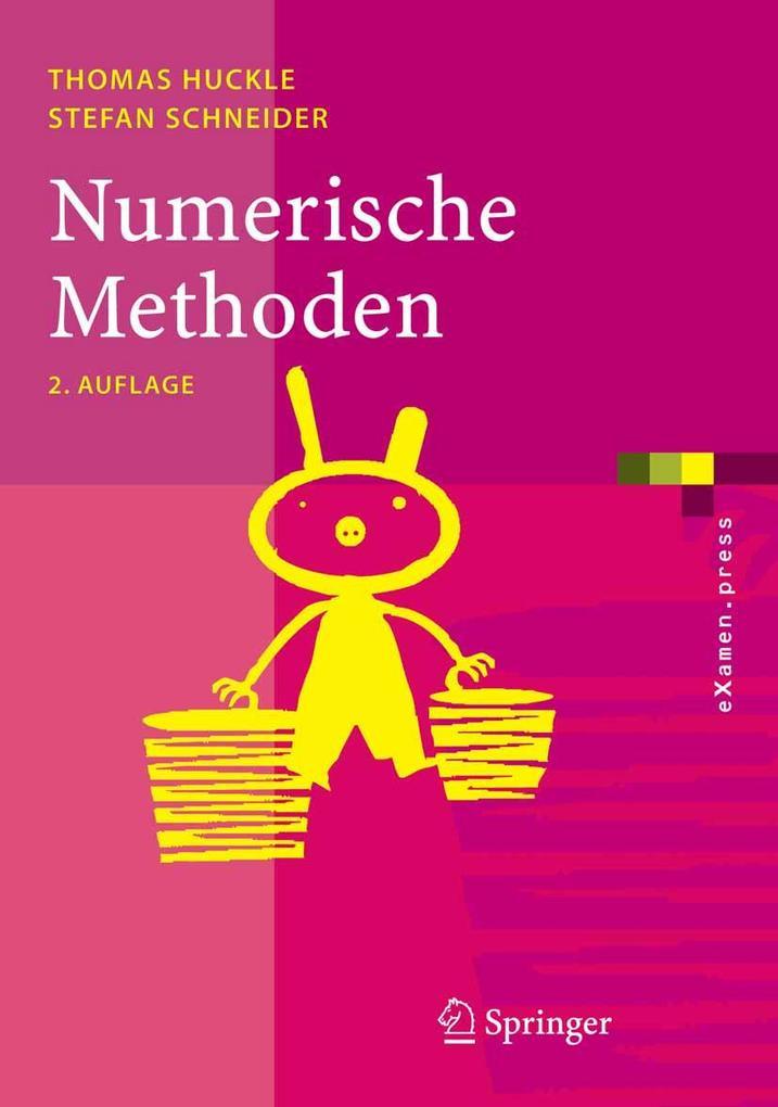 Numerische Methoden als eBook Download von Thom...