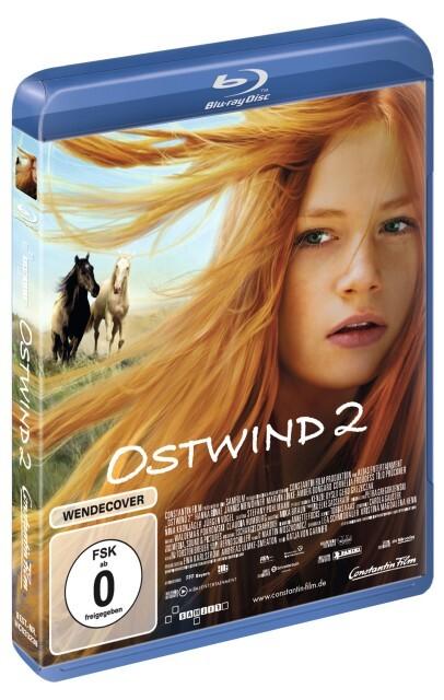 Ostwind 2 als DVD