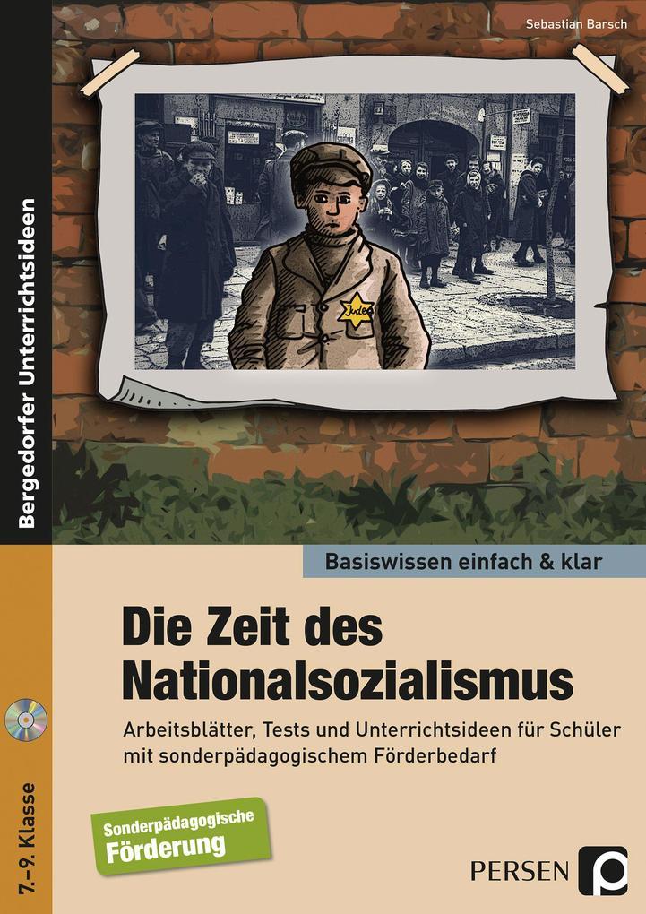 Die Zeit des Nationalsozialismus - einfach & kl...
