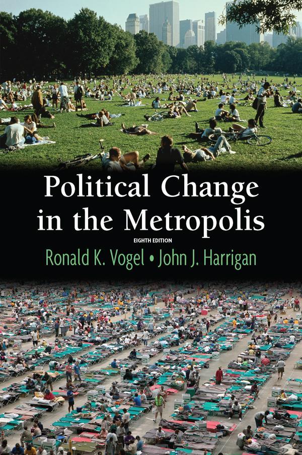 Political Change in the Metropolis als eBook Do...