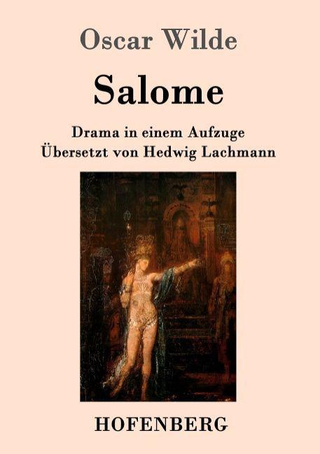 Salome (Buch), Oscar Wilde