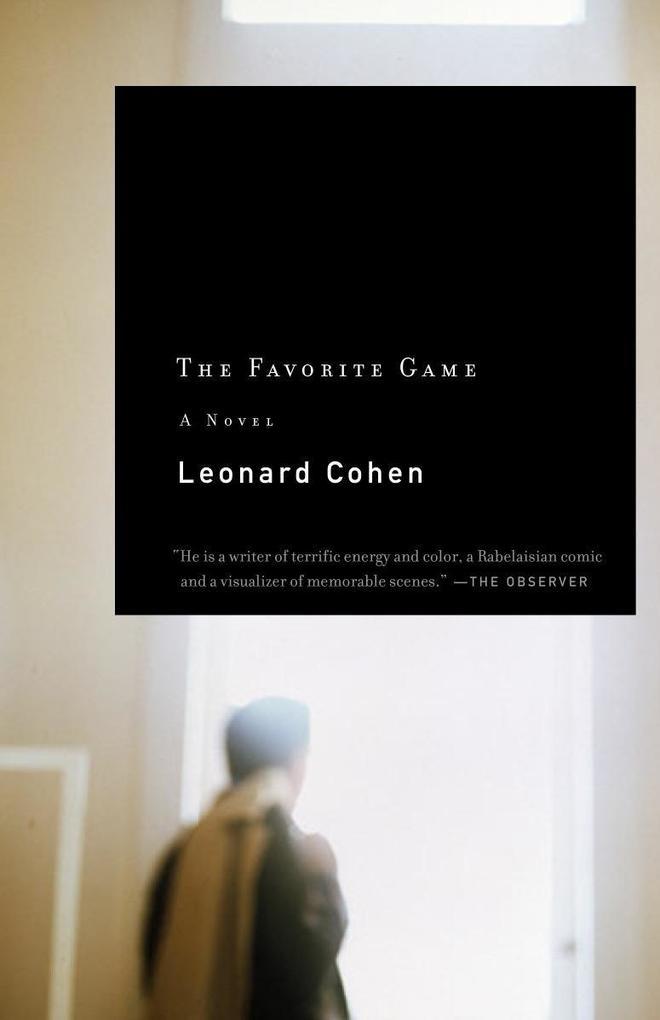 The Favorite Game als Taschenbuch von Leonard C...