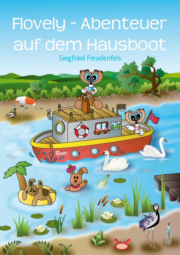 Flovely - Abenteuer auf dem Hausboot als eBook ...