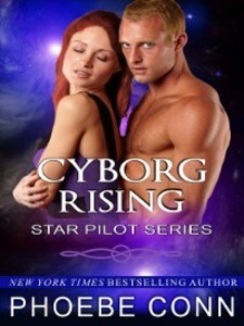 Cyborg Rising als eBook Download von Phoebe Conn