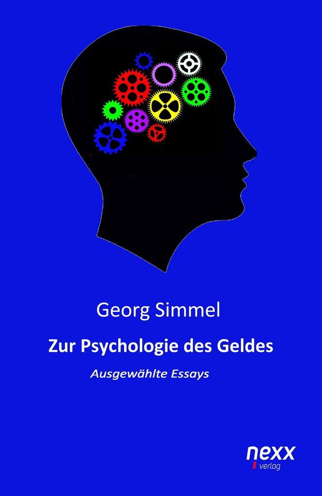 Zur Psychologie des Geldes als Buch von Georg S...