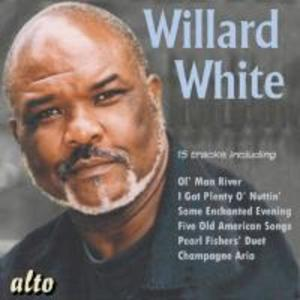 Willard White im radio-today - Shop