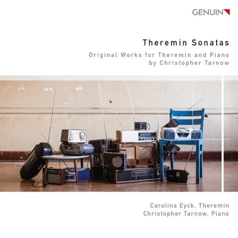 Theremin Sonatas-Original Works for Theremin and